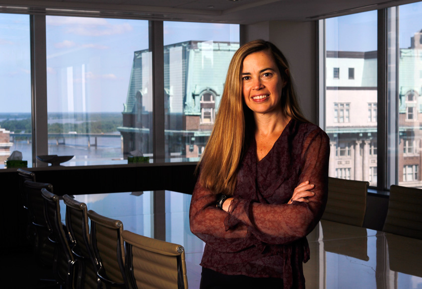 Patterson Named Shareholder At Baker Donelson Memphis Daily News