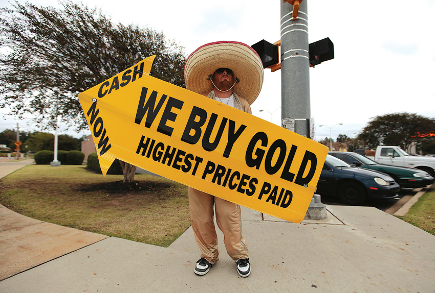 "We Buy Gold"": Avoid These Gold Buyers Like The Plague When Selling ..."