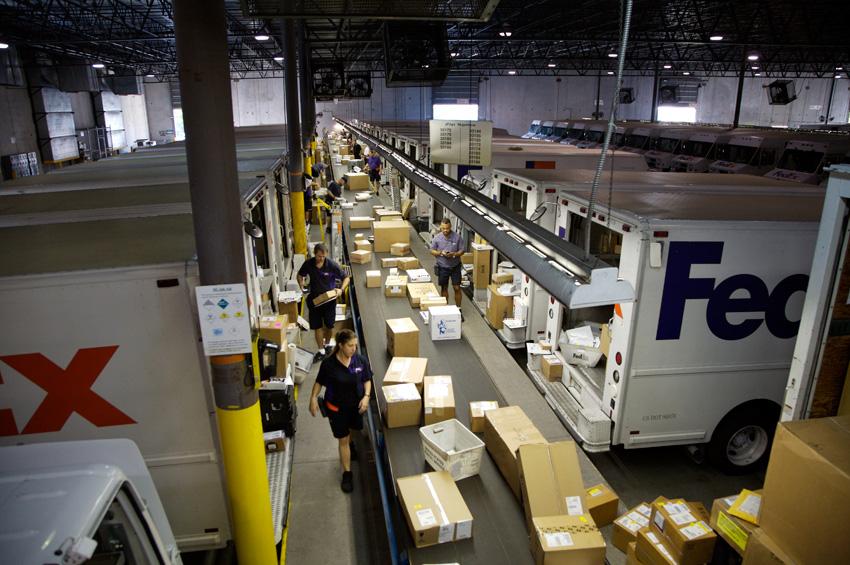 Fedex Buys Polish Carrier Opek Memphis Daily News
