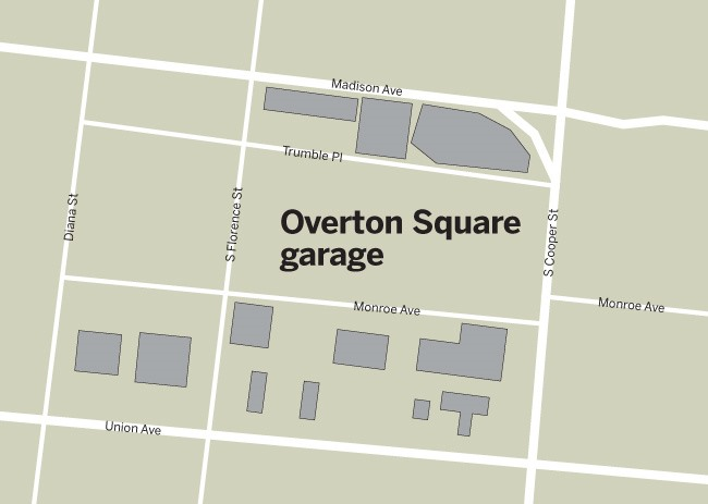 City Files $12 Million Permit App To Build Overton Square
