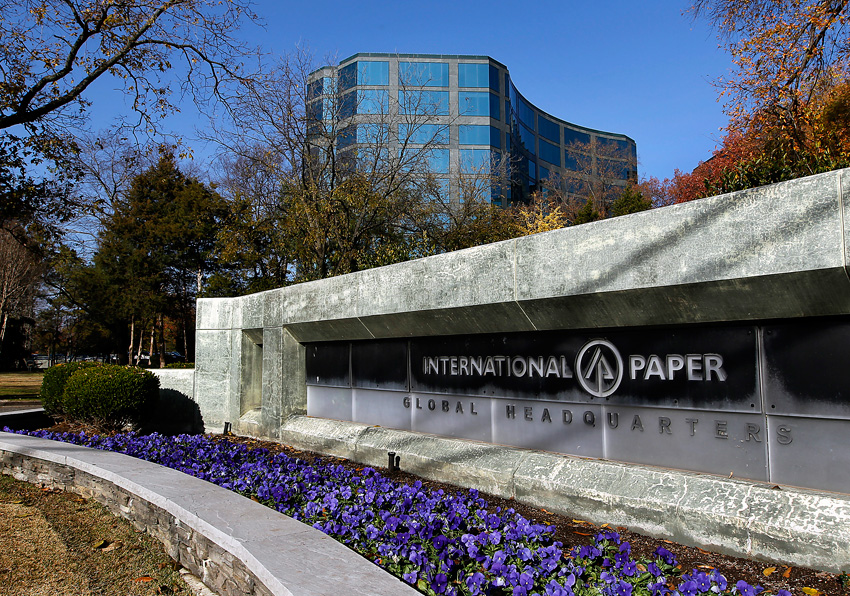 international paper courtland Courtland, ala - an iconic economic provider for lawrence county for about half a century will soon no longer stand international paper announced it.