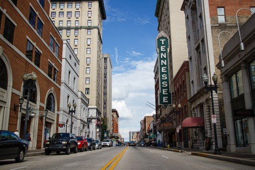 Downtown Knoxville Tourism Finally Finds Its Stride