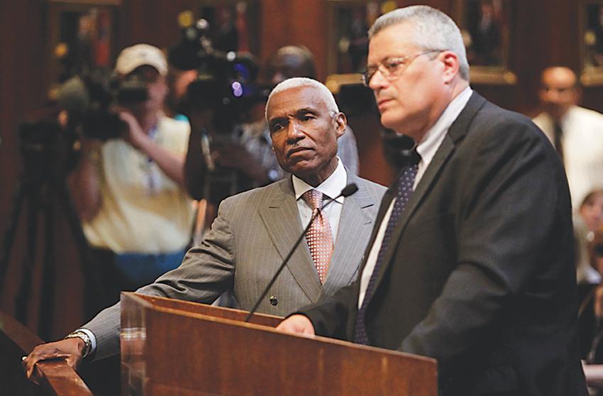 Wharton's City Hall Shake-Up Has Ripples