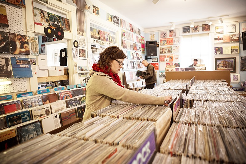 Indie Music Shops Prepare for Record Store Day - Memphis