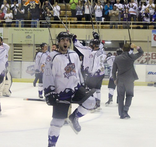 No Stanley Cup Delusions For Knoxville S Ice Bears Memphis Daily News