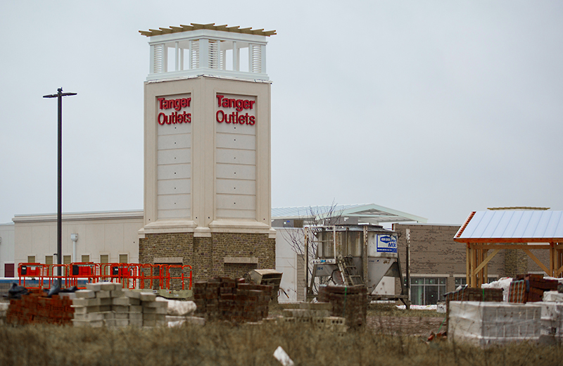 Tanger southaven expected to drive more desoto county for Michaels craft store memphis tn