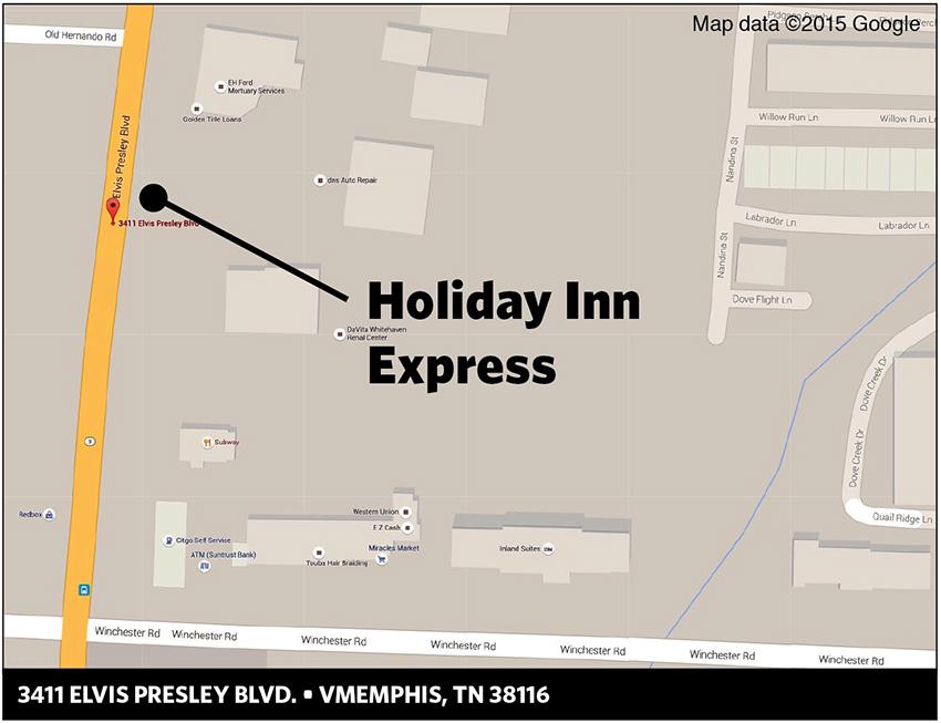 Holiday Inn Express Ready To Rise Near Graceland - Memphis