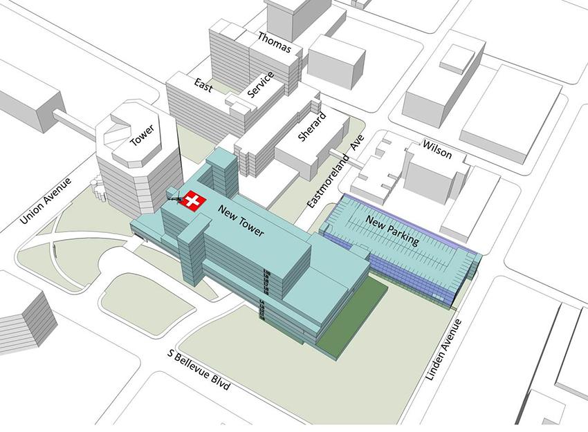 Methodist Plans 275 Million Investment At Methodist University Hospital Memphis Daily News