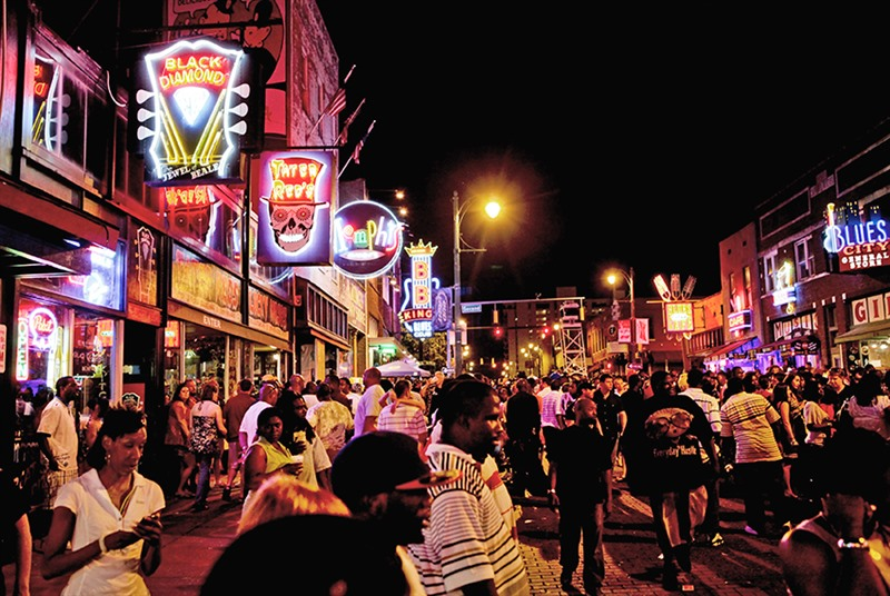 The Beale Street Tourism Development Authority is looking for a day to ...