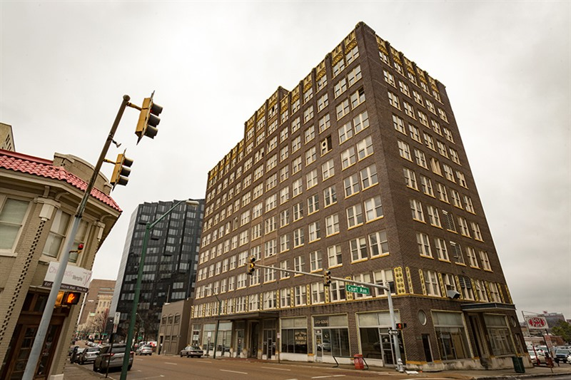Complete Gut' Planned for Dermon Building in Downtown