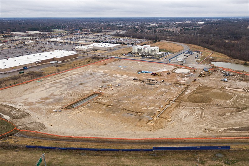 Memphis development news page 196 skyscraperpage forum for Ikea grand prairie opening date
