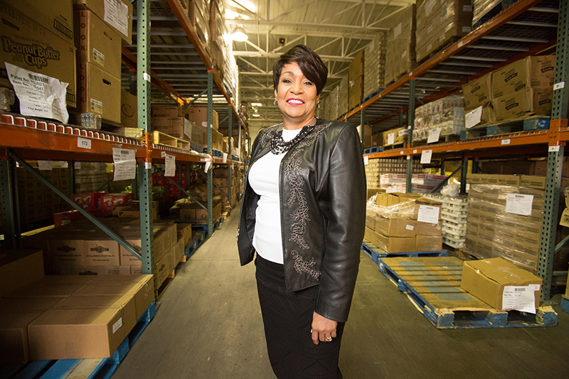 President Of Memphis Food Bank