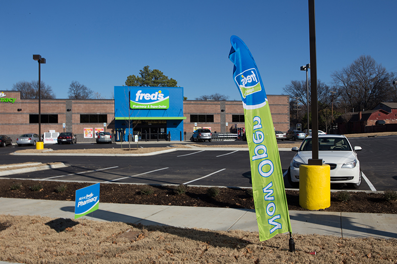 950m deal would make fred 39 s no 3 nationwide memphis for Michaels craft store memphis tn