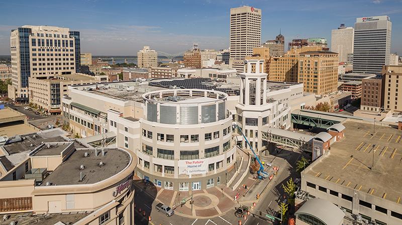 Large Deals, Office Construction Among Memphis' Commercial