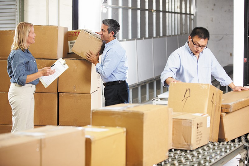 e commerce office e commerce return shipments spur growth in reverse logistics