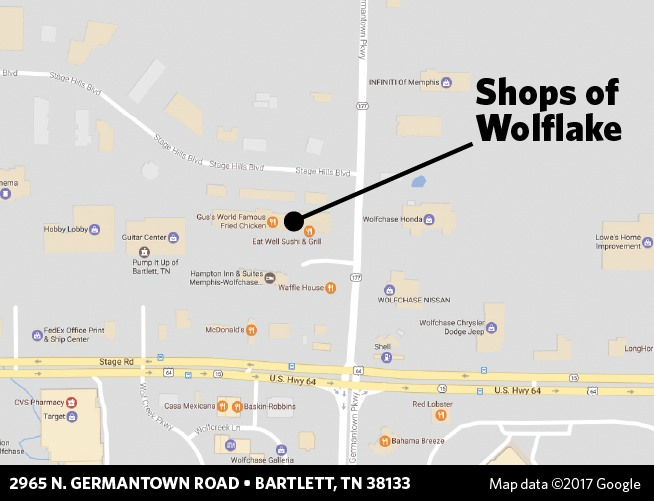 shops of wolflake near wolfchase sells for 4 8m memphis daily news