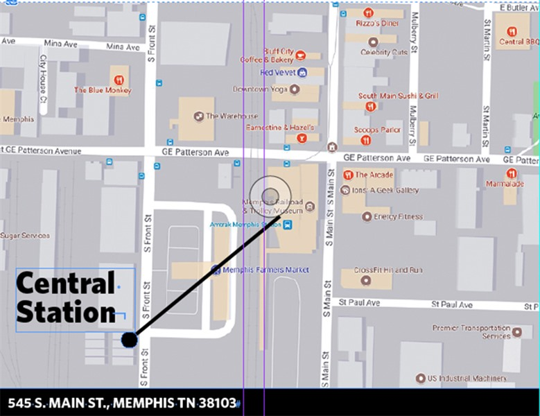 $18.5 Million Permit Filed for Central Station Project ...