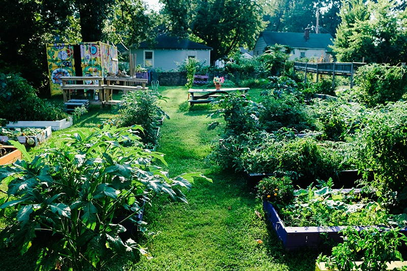 All Heart: Carpenter Art Garden Cultivates Community - Memphis Daily ...