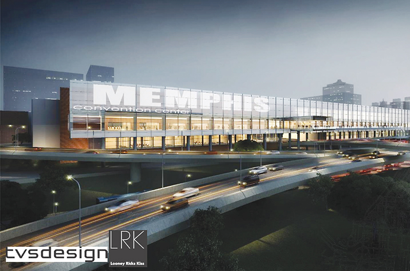 Memphis City Council to Vote on Advancing Gateway, Convention Center Funding