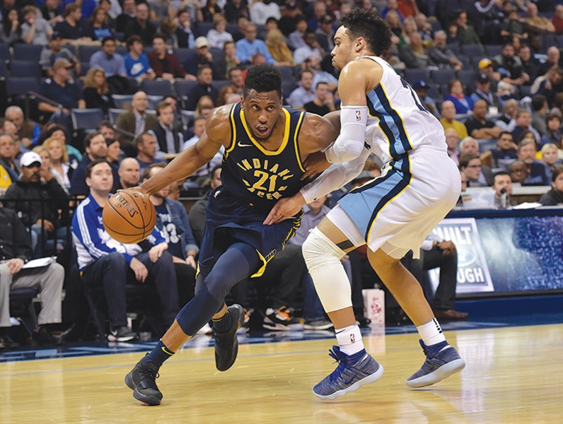 Thaddeus 2018 >> Thaddeus Young Charting Own Course On The Nba Court And Off