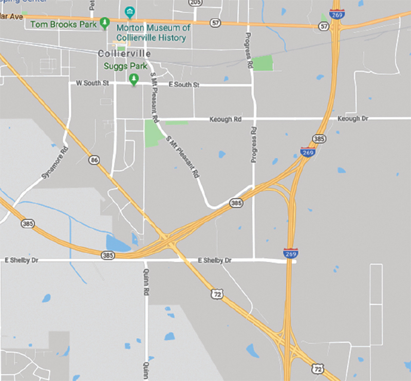 Collierville Industrial Market Poised for I269 Benefits Memphis