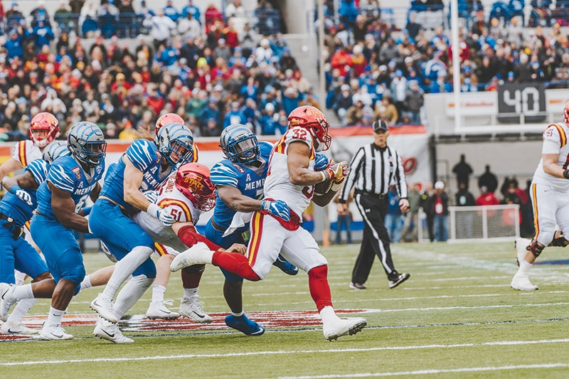 Could Liberty Bowl Become Regular Destination For Memphis