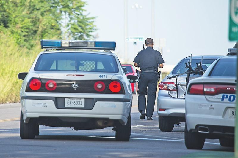 Local Crime Statistics Show General Crime Rise, Drop in