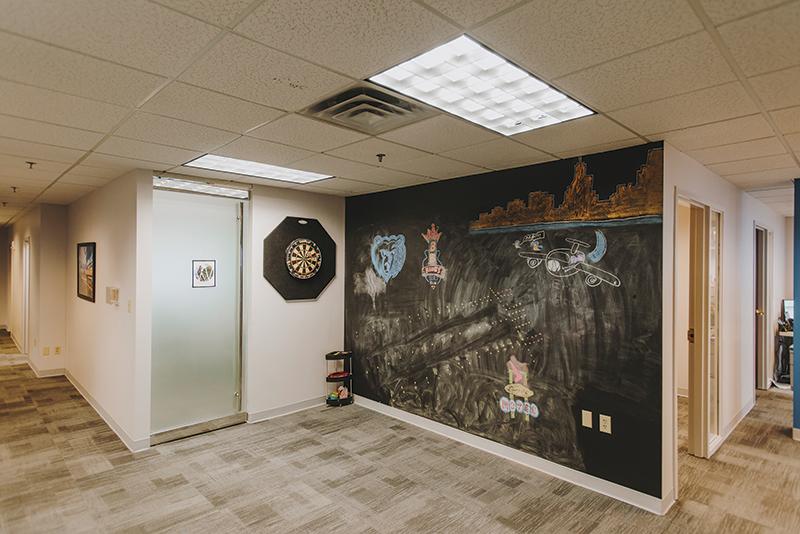 Office Memphis Daily News Wall Art