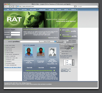Local legal community recoils at 'Rat' Web site - Memphis