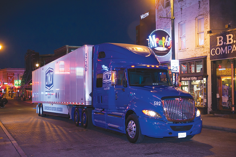 Trucking Firm Seeks PILOT to Relocate HQ to Vacated American Way