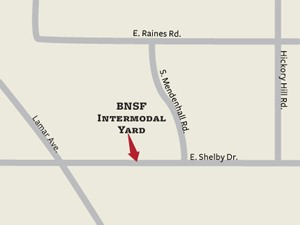 BNSF Adds Fueling Facility To Memphis Intermodal Yard