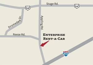 Rent A Car Memphis Tn >> Enterprise Rent A Car Building 10 000 Square Foot Facility Memphis