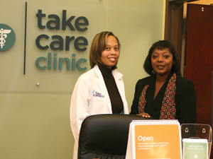 Walgreens Take Care Clinic Memphis