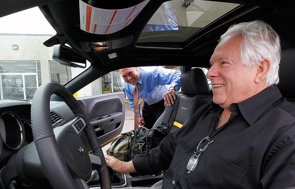 Gossett Salesman Taps Love Of Cars In Work Memphis Daily