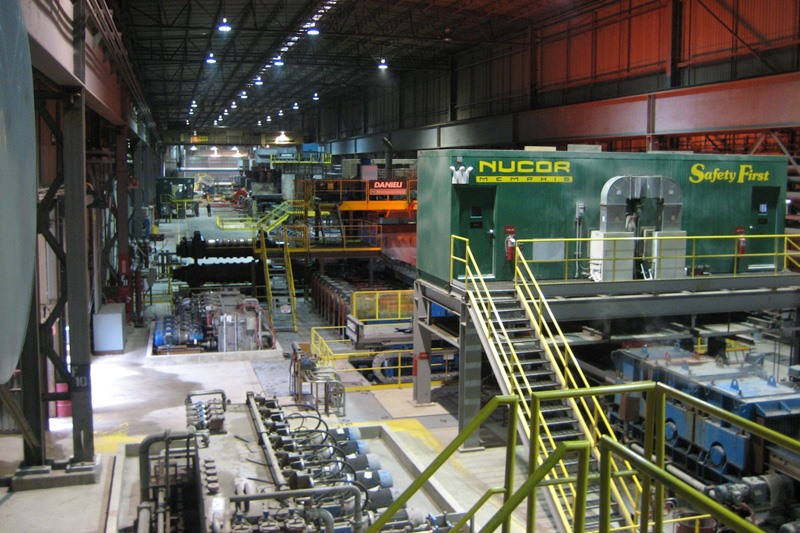 Image result for photos of nucor